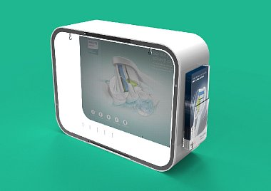 Philips Sonicare - Display
